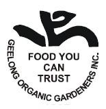 Geelong Organic Gardeners