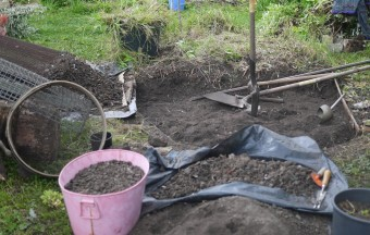 Example of permaculture Implimentation